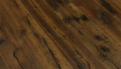 Oak Flooring - colour earth